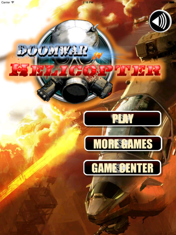 Doomwar In Helicopter Pro - Combat War Strike screenshot 6