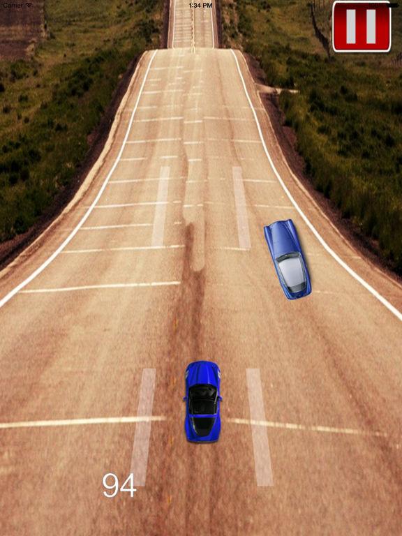Awesome Nitro Car - Real Speed Xtreme Race screenshot 7