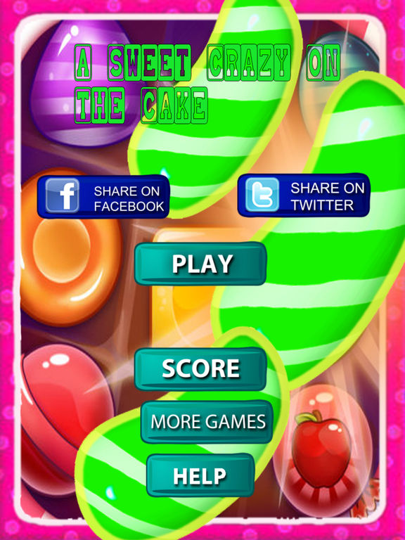 A Sweet Crazy On The Cake PRO - Suit Sweet Flavors screenshot 6