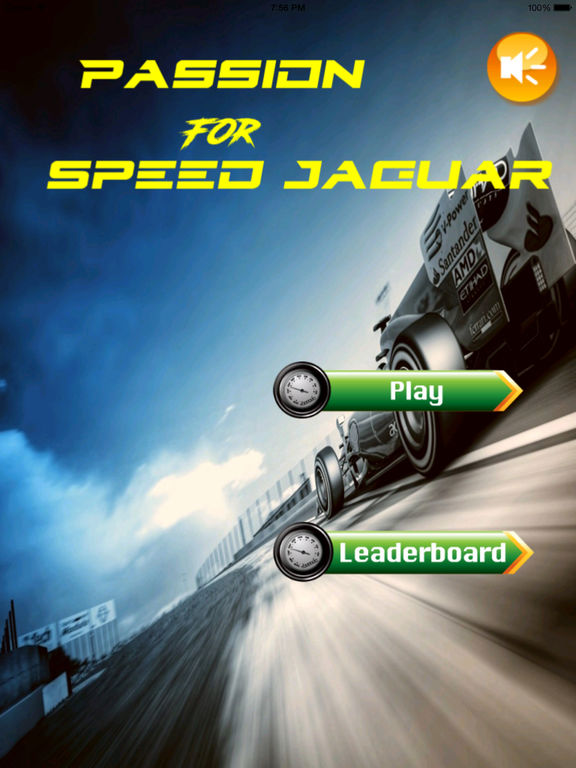 A Passion For Speed Jaguar Pro - Spectacular Track screenshot 6