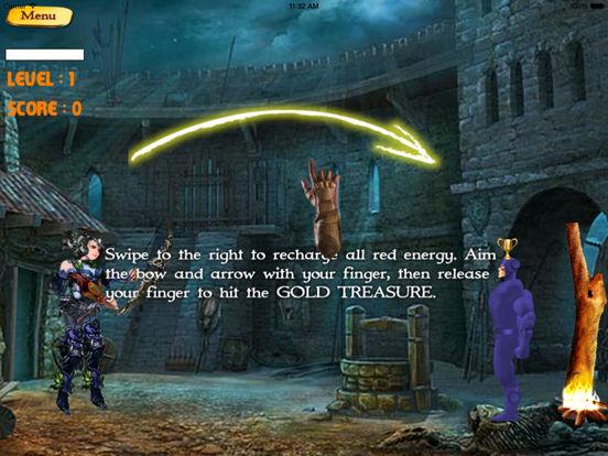 A Revenge Of Shooter Arrow Pro - Fatal Beauty Archery screenshot 9