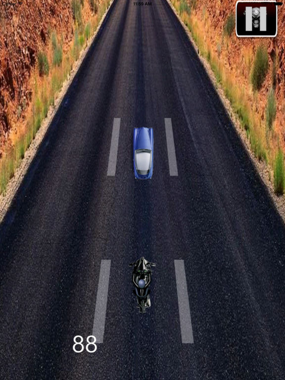 A Spectacular Motorcycle Race Pro - Xtreme Nitro screenshot 8