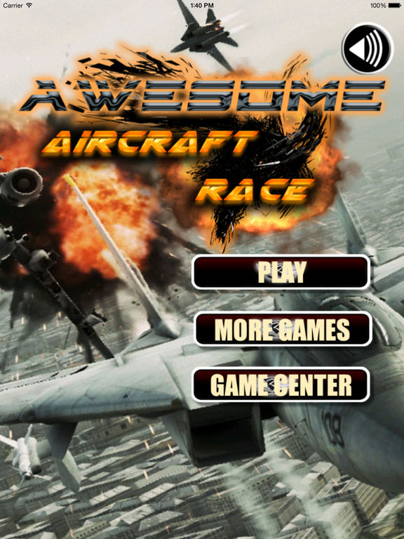 Awesome Aircraft Race Pro - Strike Air Game screenshot 6