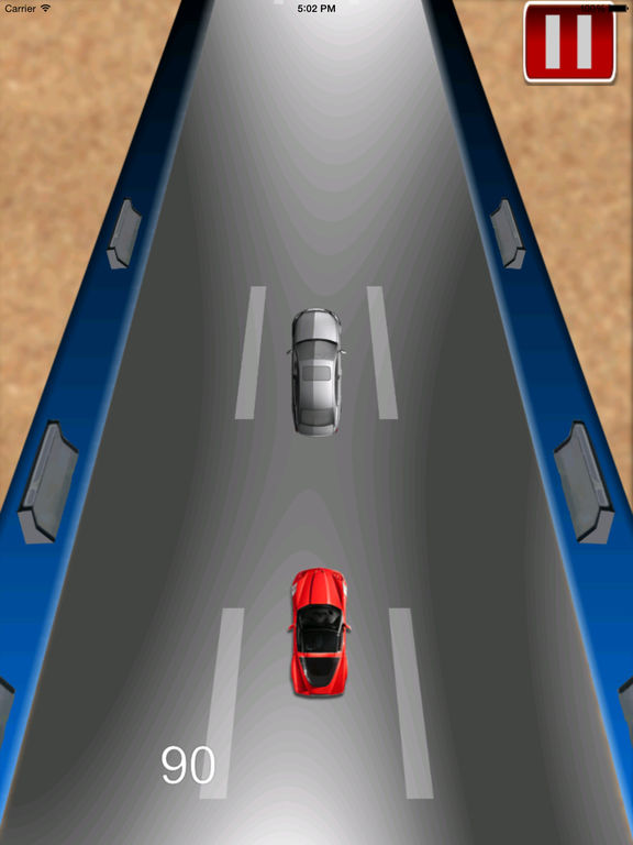 Adrenaline Vector Car Rush Pro - Adventure Race screenshot 8