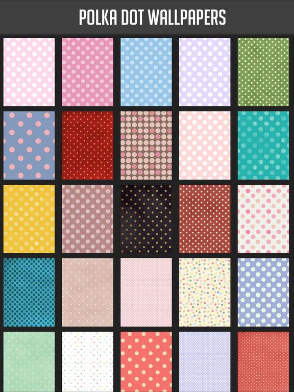 Polka Dot Wallpapers screenshot 5