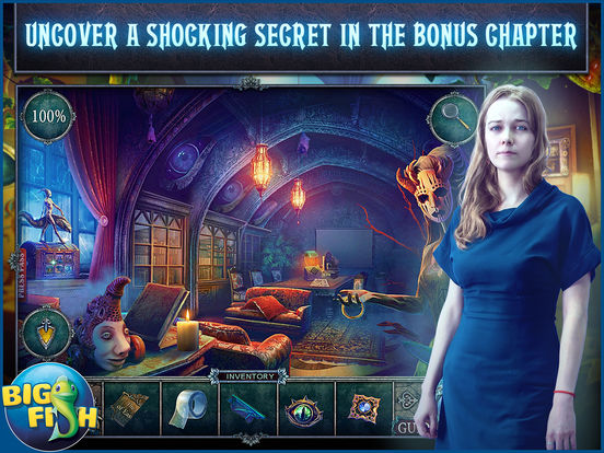 Fear for Sale: City of the Past HD - A Hidden Object Mystery screenshot 4