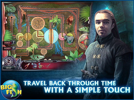 Grim Tales: The Heir - A Mystery Hidden Object Game (Full) screenshot 8