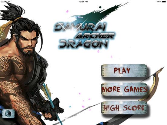 A Samurai Archer Dragon - Best Archer Game screenshot 6
