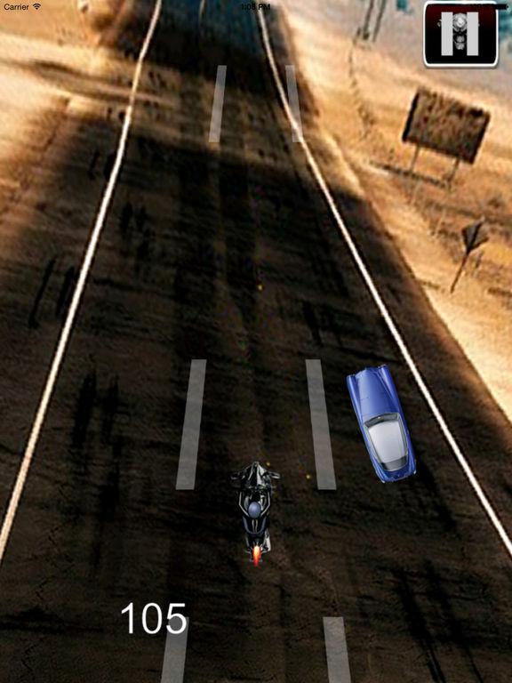 A Great Fierce And Fast Bike - Fierce Cool Motorcycle Game screenshot 8