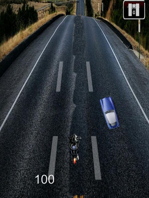 A Speed Endless Biker Pro - Simulator Motorcycle Driver Game screenshot 10