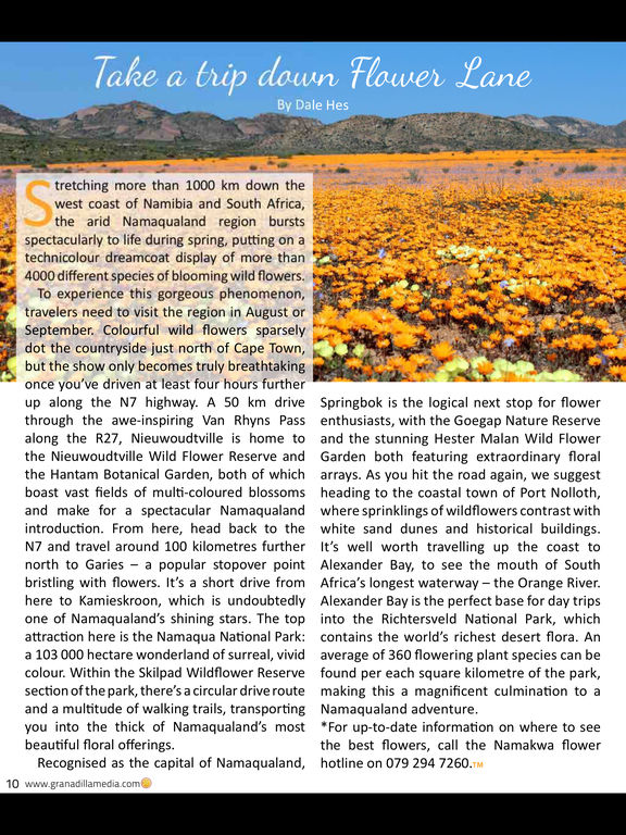 The South African Traveler Mag screenshot 7