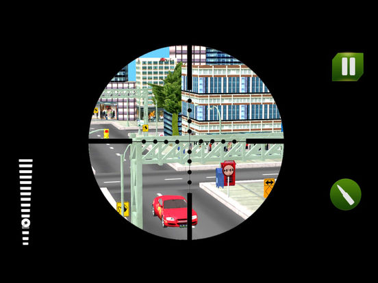 Modern Charlie Sniper  : 3D Fury Kill-er Shot-ing screenshot 8