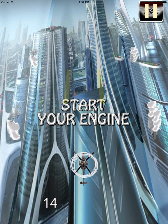 Awesome Helicopter Race Deluxe Pro - A Burst Of Adrenaline And Speed screenshot 9