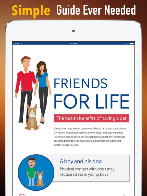 Health Benefits of Owning a Pet:Positive Effects and Guide screenshot 6
