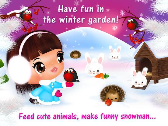 Sweet Little Emma Winterland 2 Cute Reindeer Care screenshot 9