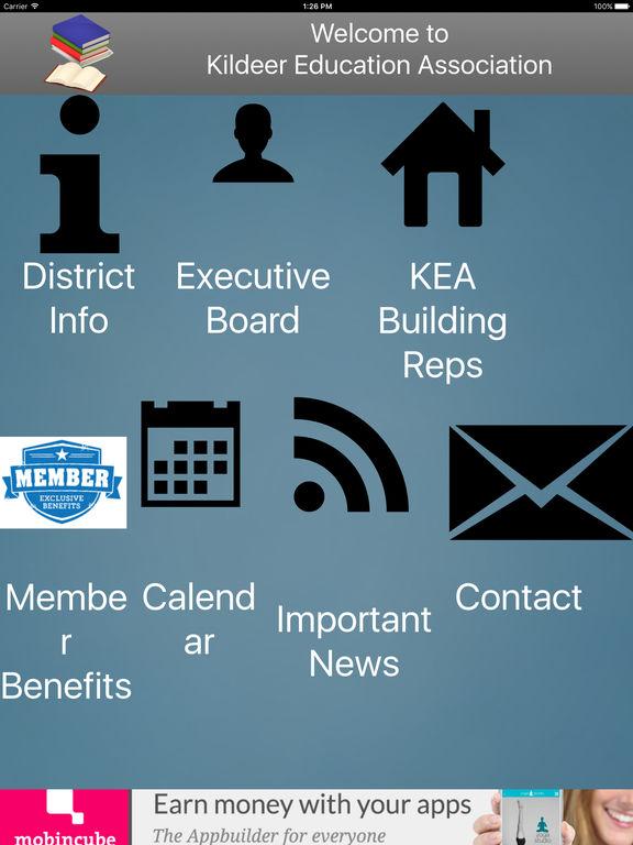 KEA Kildeer Education Assoc screenshot 8