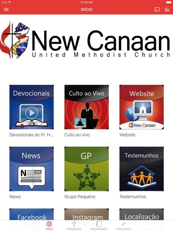 New Canaan UMC screenshot 4
