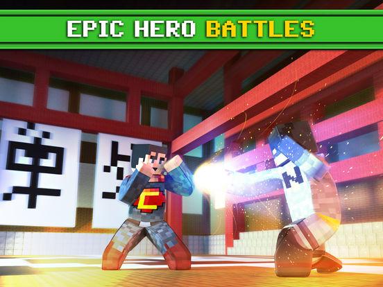 Cube Fighter 3D screenshot 5