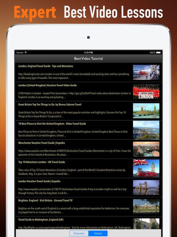 Britain Travel:Raiders,Guide and Diet screenshot 8