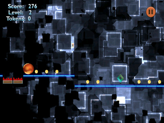 Geometry Attack War Recharged Pro - Dangerously Addictive Game Balls screenshot 8