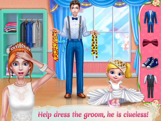 Wedding Planner Game screenshot 9