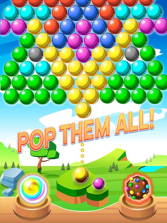 Bubble Shooter! Fun screenshot 10