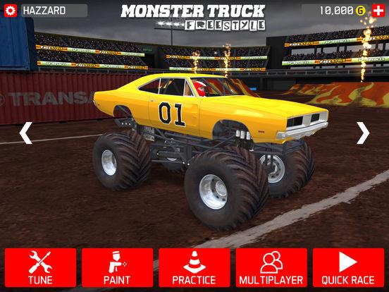 Monster Truck Freestyle Madness screenshot 6