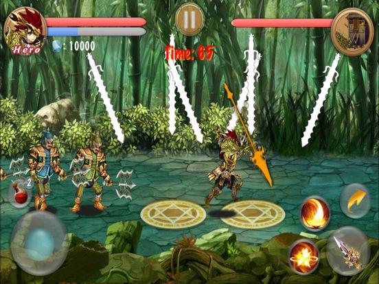 PRG-Hunter Of Shadow screenshot 9