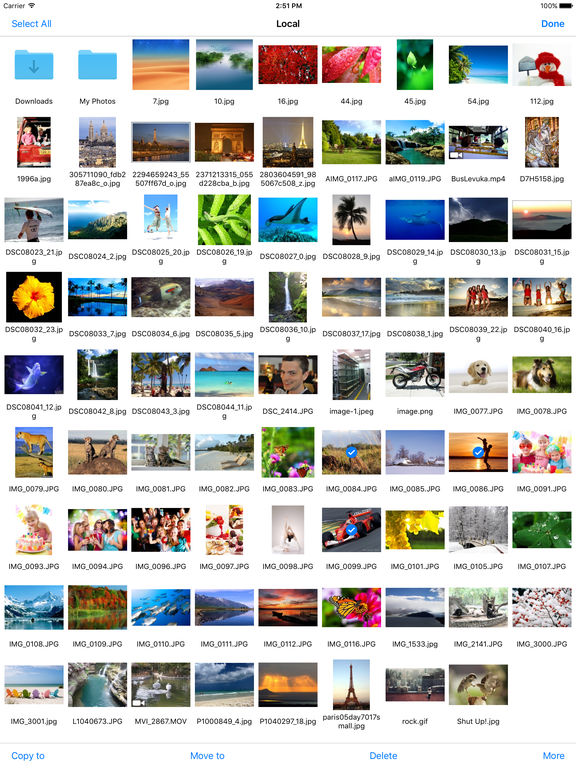 Photo Manager Pro 6 screenshot 7