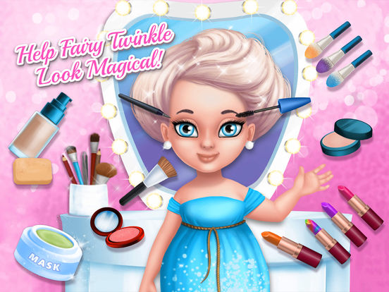 Sweet Baby Girl Tooth Fairy - Little Fairyland screenshot 9