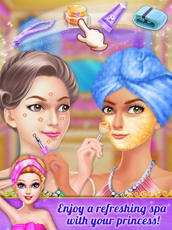 Beauty Princess Doll Makeover screenshot 8