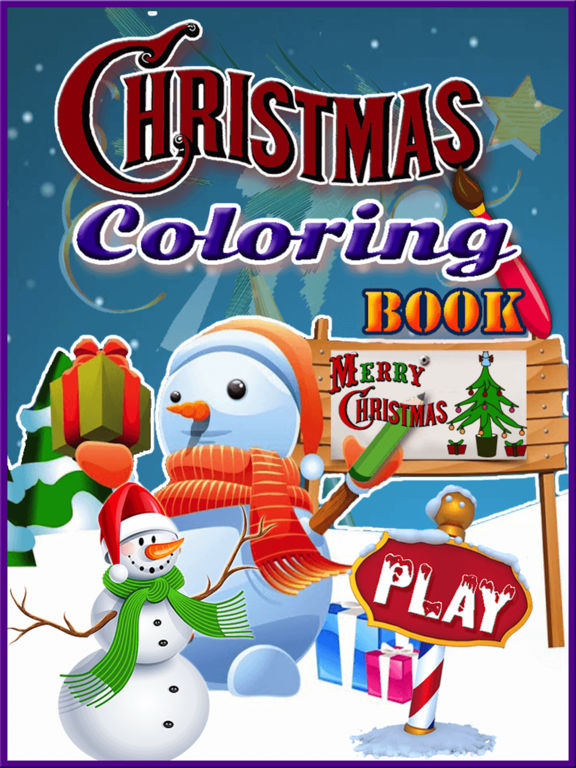 WOW! Christmas Coloring pages for kids & Adult screenshot 5