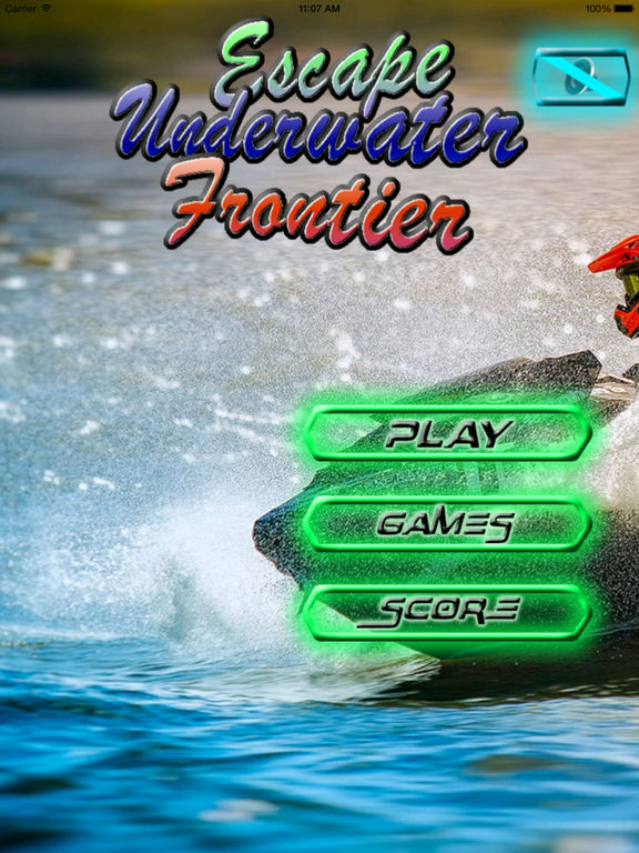 Escape Underwater Frontier - Best Boat Simulator Game screenshot 6