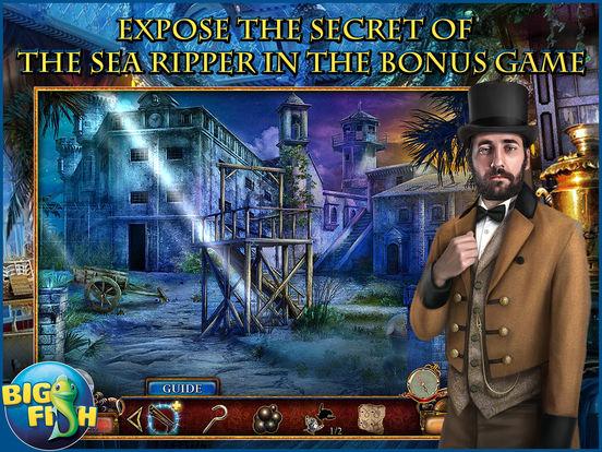 Sea of Lies: Tide of Treachery - A Hidden Object Mystery screenshot 9
