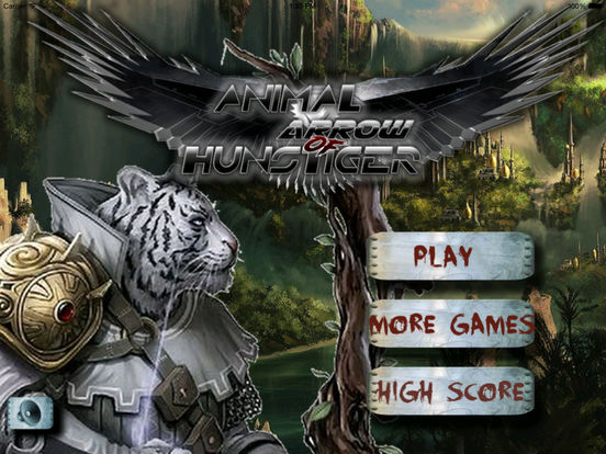 Animal Arrow Of Hunstiger Pro - Large Arrows Game screenshot 6