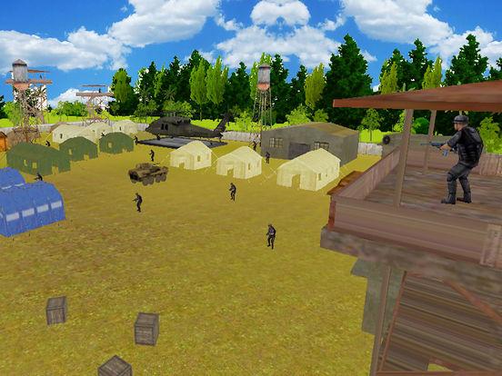 Sniper Mission Killer : 3D Killing Game Free screenshot 5