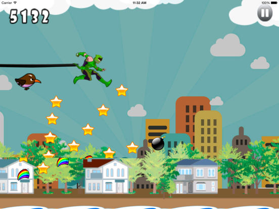 Snap Mobile Jumper - Down, Run and Fly screenshot 9