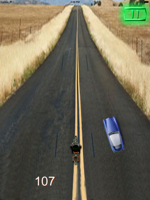 Fast Motorcycle Hero - Highway Ride Amazing screenshot 9