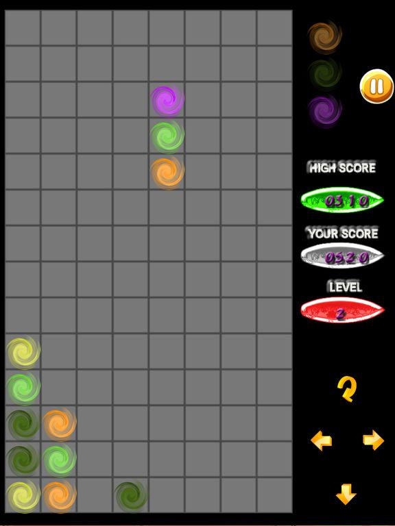 Cascade Spiral Color Pro - A Rainbow Adventure screenshot 9