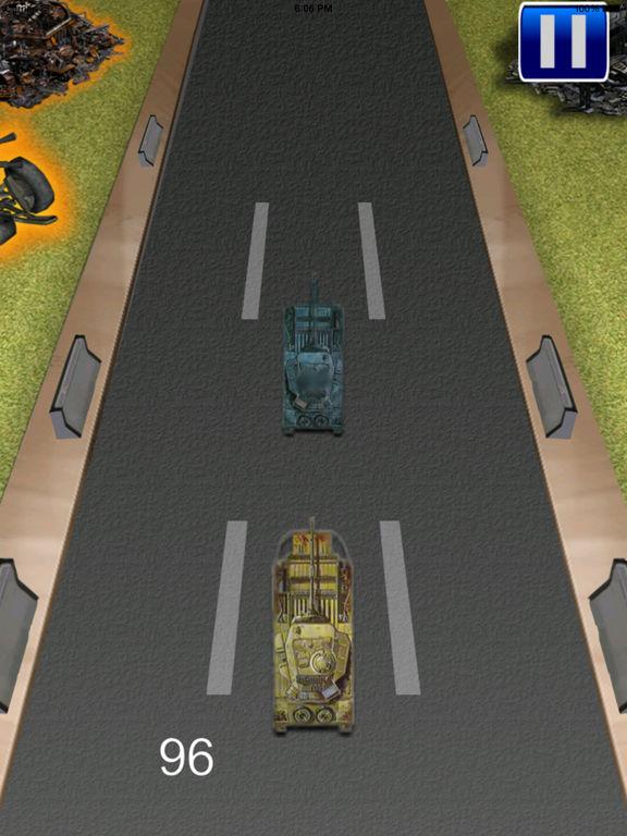 A Tank Furious Pro - The Best Games Rivals Sprint screenshot 7