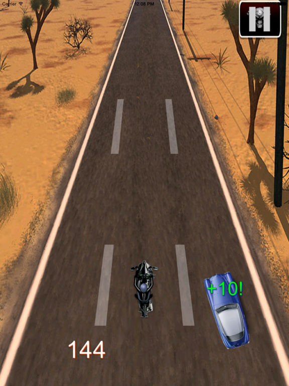 Super Racing Boy Pro - Motorcycle Faster In a Hill screenshot 7