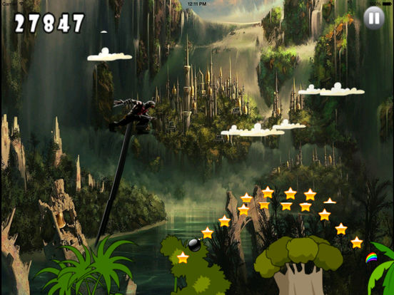 A Snake Ninja Jump - Amazing War Adventure Game screenshot 9