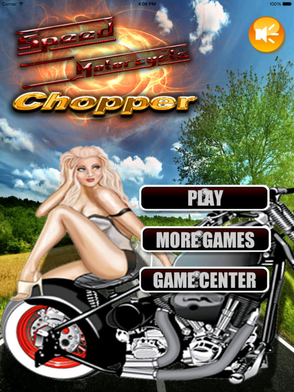 A Speed Motorcycle Chopper Pro - Awesome Race screenshot 6