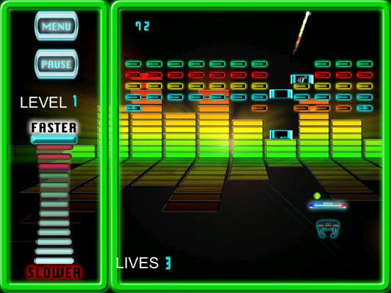 Brick Destroyer Dash - Classic Awesome Breaker screenshot 9