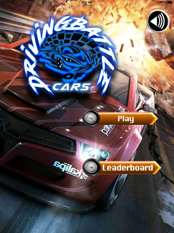 Battle Driving Of Cars - Best Zone To Speed Game screenshot 6