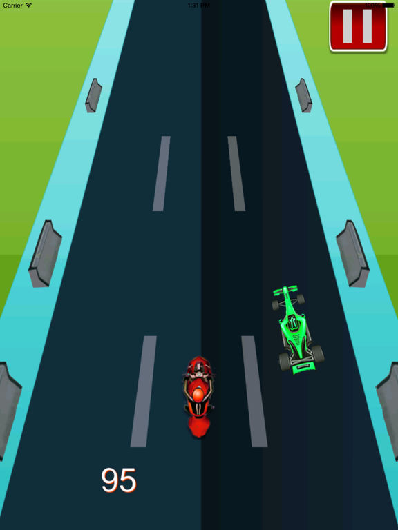 Extreme Speed Traffic screenshot 9
