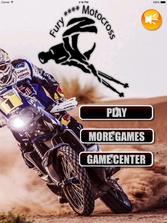 A Fury Motocross - Traffic Game Bike Racing screenshot 6
