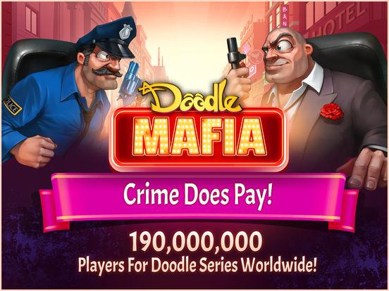 Doodle Mafia Blitz screenshot 6