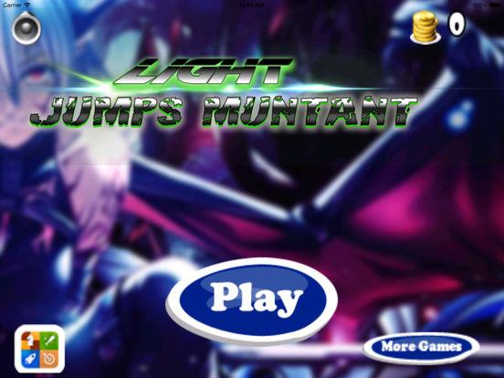 A Light Jumps Muntant - Superhero Adventure Game screenshot 6