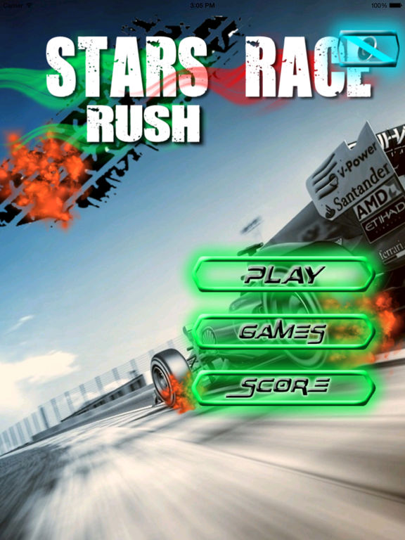 A Stars Rush Race - A Real Adrenaline screenshot 6